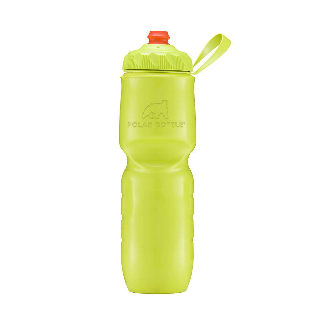 Garrafa polar zipstream 710ml - kiwi