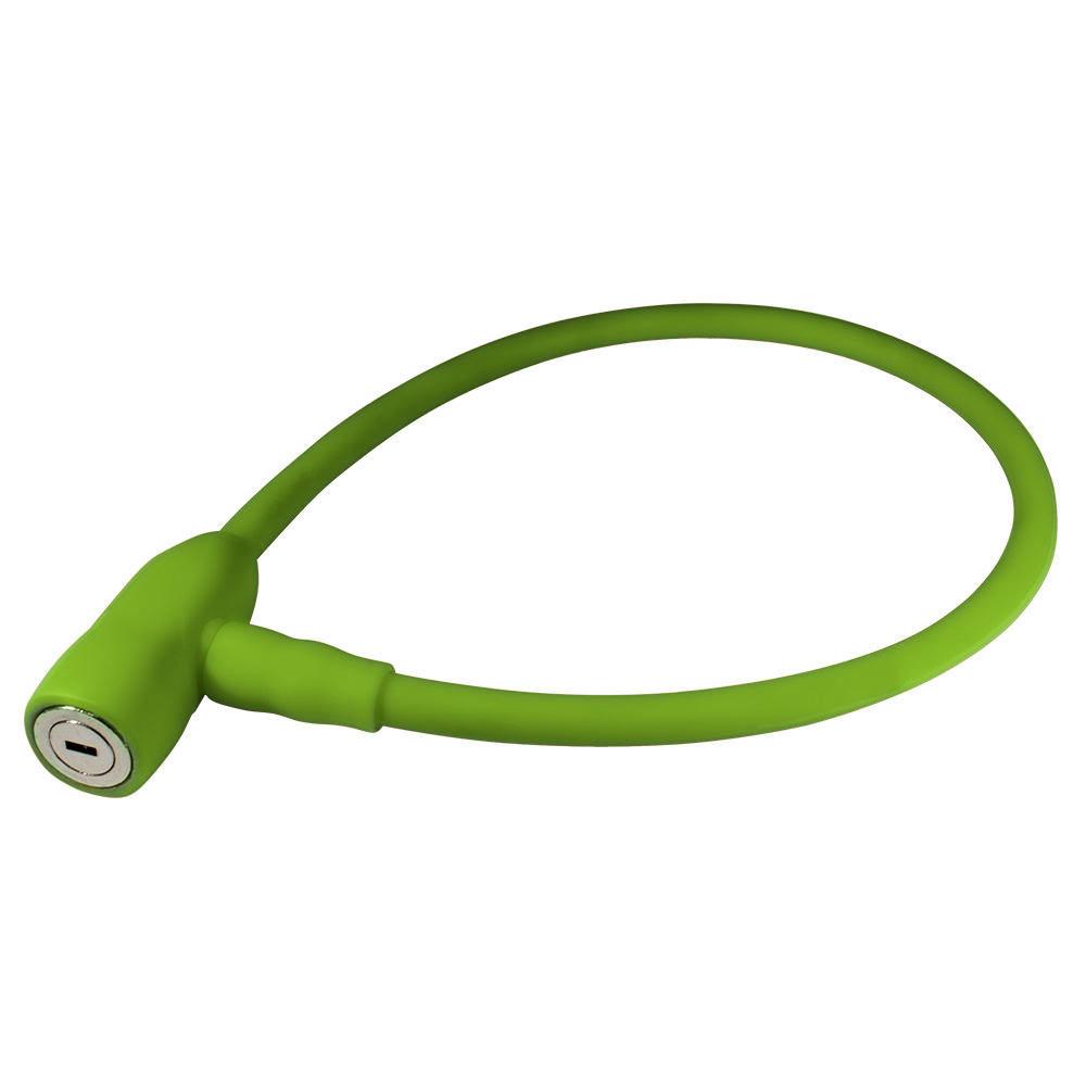 Cadeado aço anti risco 12mmx600mm verde