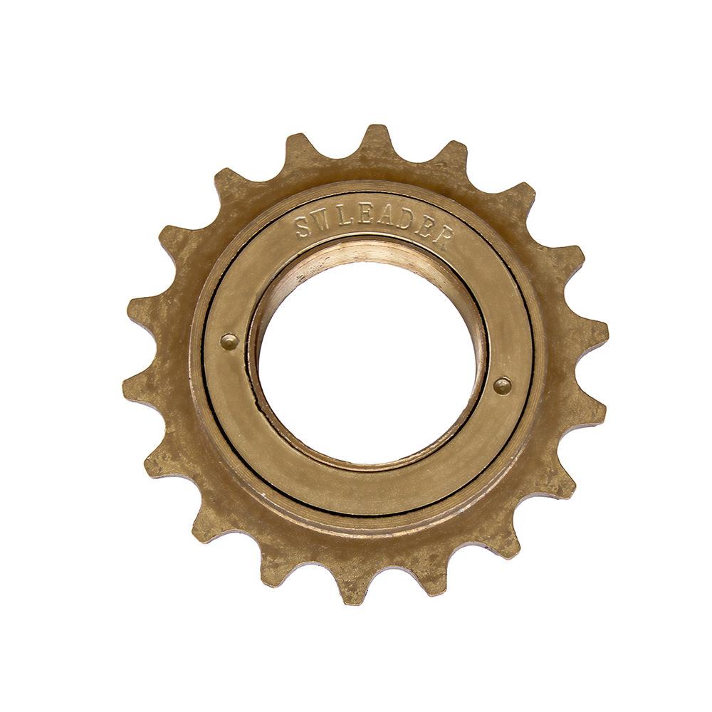 Roda livre 18d toda esfera dourada