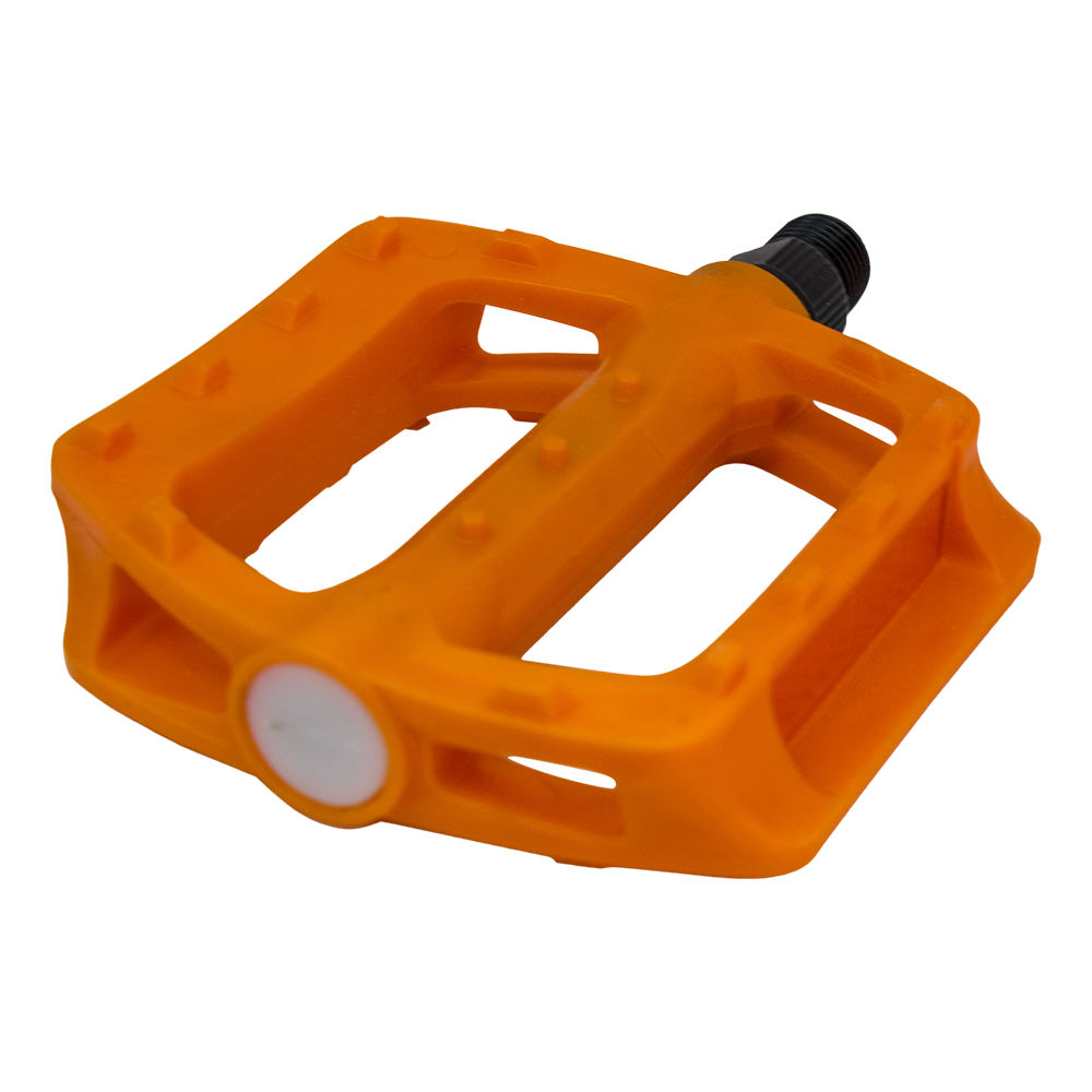 Pedal 9/16 plat nyl lar c/bucha lub d.u