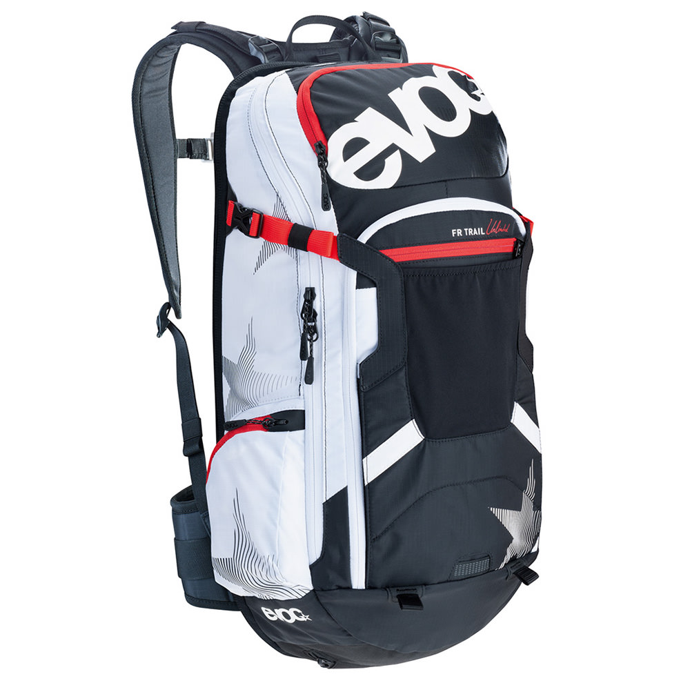 Mochila fr trail unlimited 20l pto/branc