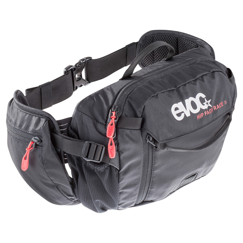 Hip pack race 3l+b.hidrat 1.5l preto