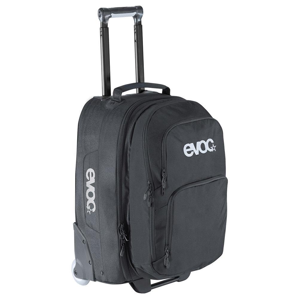 Mala terminal bag 40l+20l c/ rodas preto