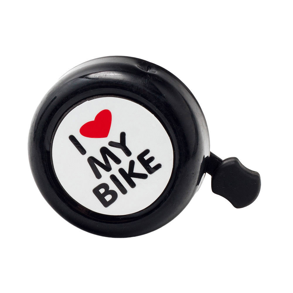 Campainha trim trim i love my bike