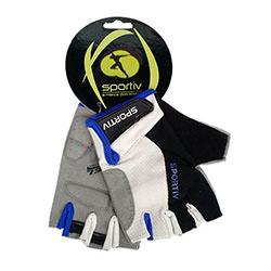 Luva-Sportiv-dedo-curto-Gel-modelo-508-Tam--PP-Branco-Azul