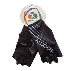 Luva-sportiv-dedo-curto-aero-lycra-sublimada-preta-com-detalhe-em-branco-tamanho-PP
