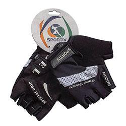 Luva-sportiv-dedo-curto-race-series-preta-com-detalhe-em-branco-tamanho-M