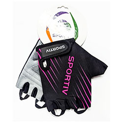 Luva-ciclismo-sportiv-dedo-curto-modelo-1473-tam-m-rosa