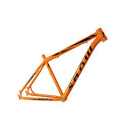 Quadro-mtb-al-29-show-rocker-p-laranja-brilhante