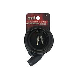 Cadeado-stn-com-chave-bi018-12mm-x-1-50---preto