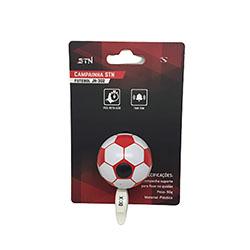 Campainha-stn-futebol-jh302-vermelho
