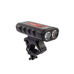 Farol-2x-led-cree-xp-g3-900-lumens-com-bateria-recarregavel-2-2200mah--18650--usb-e-indicador-de-carga