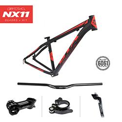 Quadro-mtb-29x19--alum-nio-nx11-preto-vermelho-para-disc-brake-com-kit