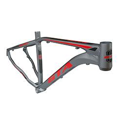 Quadro-mtb-29x17--alum-nio-post-mount-mtb-vermelho-cinza