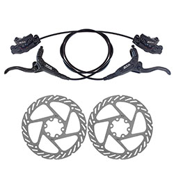 Freio-disco-hidraulico-aluminio-dianteiro-e-traseiro-com-rotor--caixa-gta-