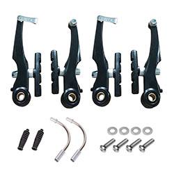 Freio-v-brake-alum-nio-preto-04-pcs-orbital-sapata-60mm