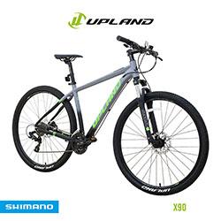 Bicicleta-upland-x90-29-alum-nio-tamanho-19-cinza-verde-24v-freio-hidraulico-tourney-ef505