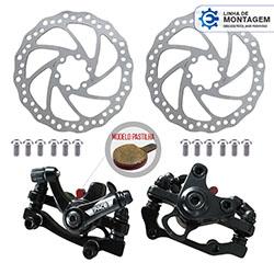 [para-linha-de-montagem]-freio-disco-mec-nico-com-rotors-de-160mm-calipers-preto-dianteiro-traseiro